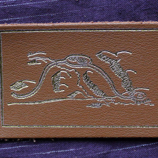 Avebury Bookmark Tan (Soft Leather)