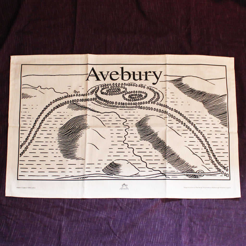 Avebury Tea-Towel