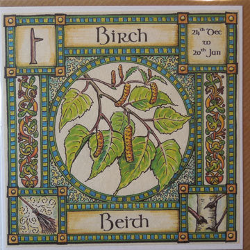 Birch - 24th Dec - 20th Jan.