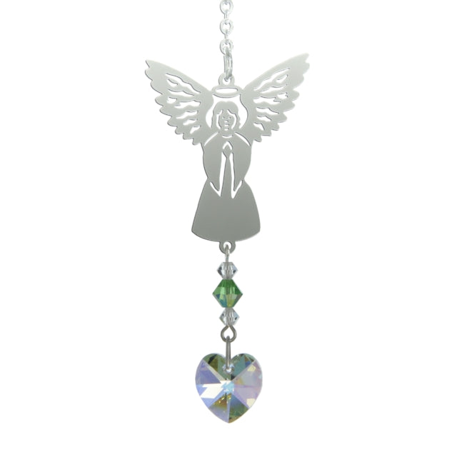Birthstone Angel - August (Peridot)