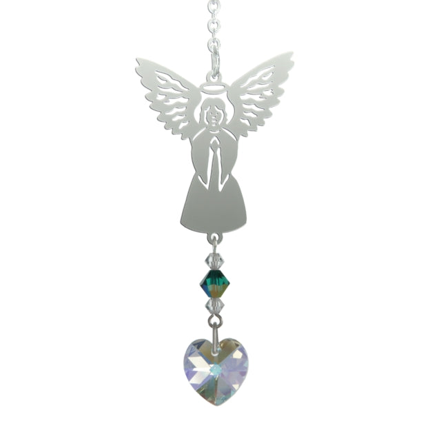 Birthstone Angel - May (Emerald)