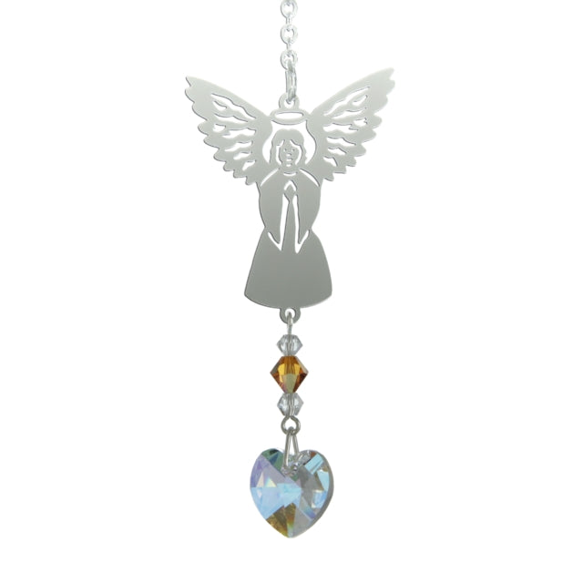 Birthstone Angel - November (Topaz)