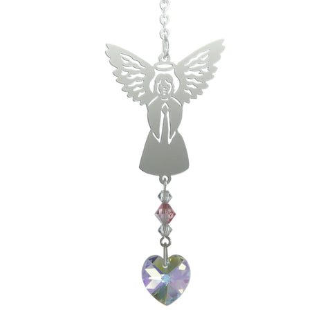 Birthstone Angel - October (Rose)