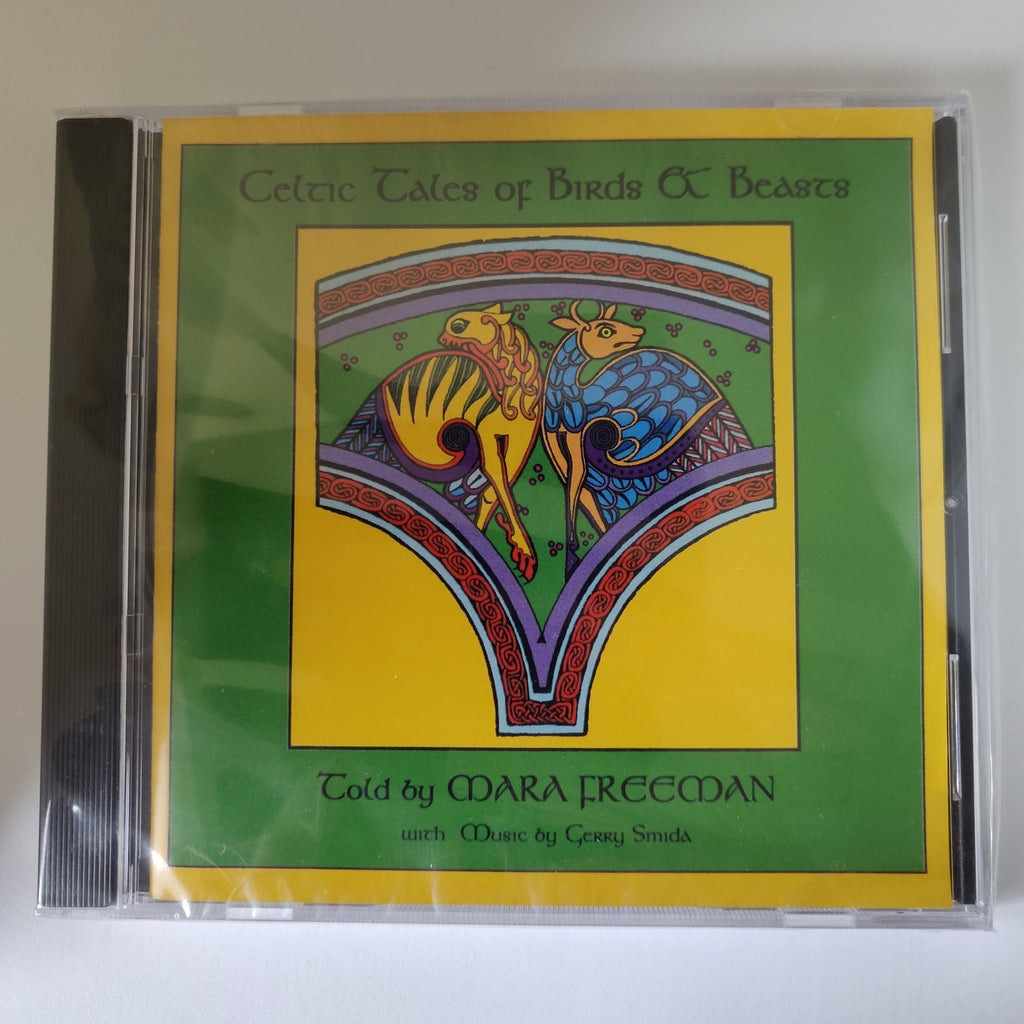 CD - Celtic Tales of Birds and Beasts
