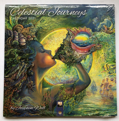 Celestial Journeys Mini Calendar