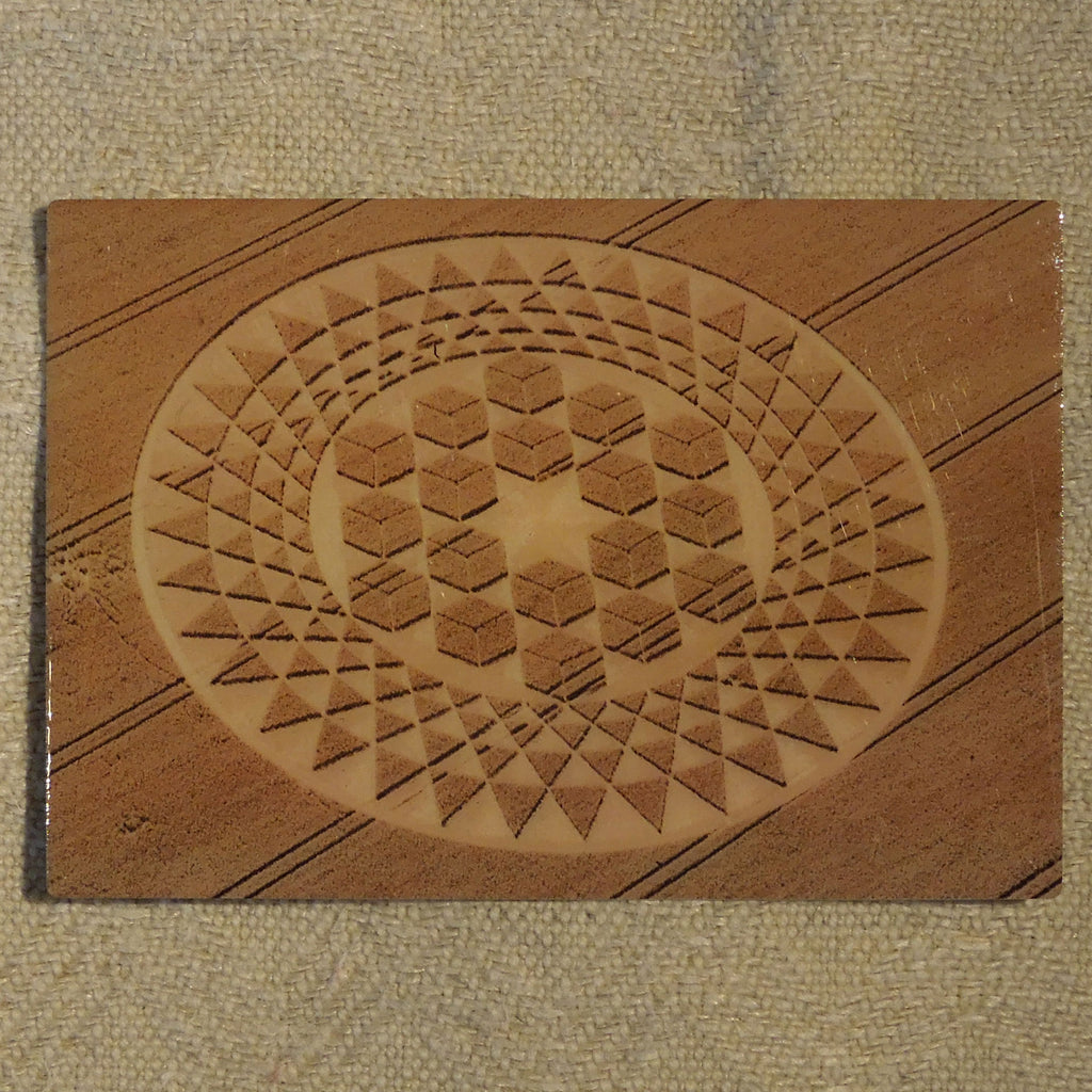 Crop Circle Magnet - Releasing