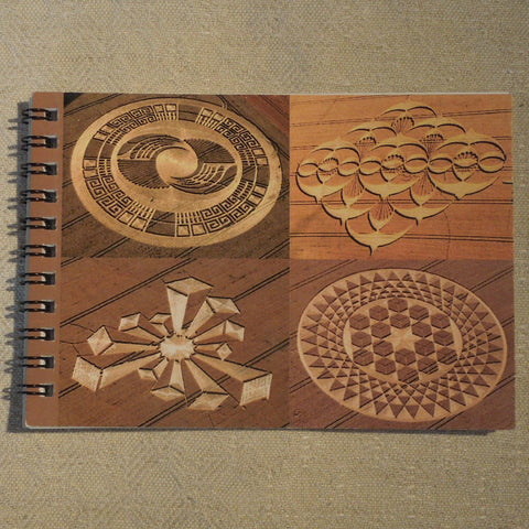 Crop Circle Notebook