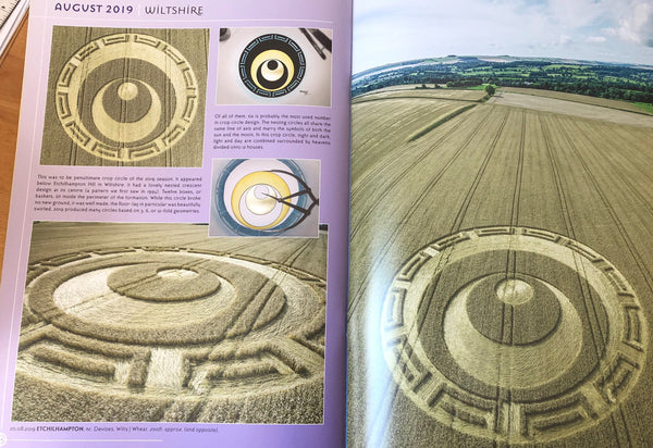 Crop Circle Year Book 2019