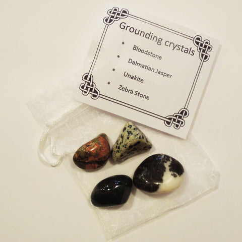 Crystal Set - Grounding