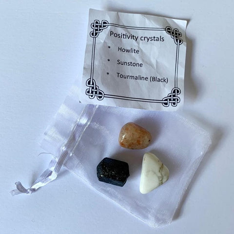 Crystal Set - Positivity