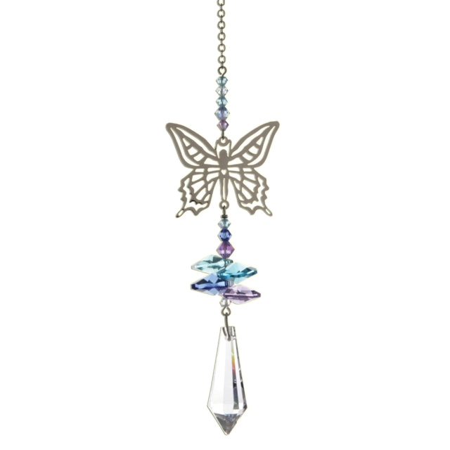 Crystal Fantasy - Butterfly (Blue)