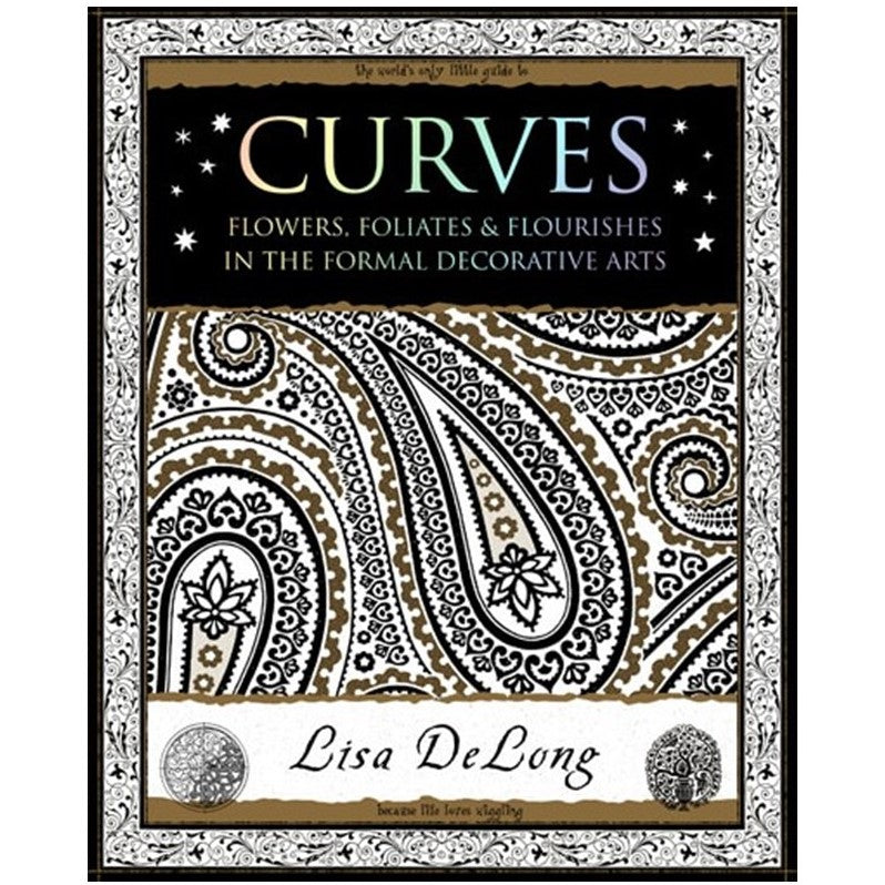 Curves - Little Wooden Book