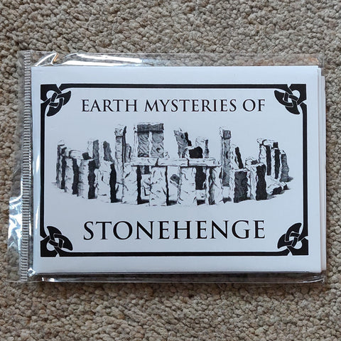 Stonehenge Moon Tote Shopping Bag For Life /_ Pagan Wicca Druid Festival