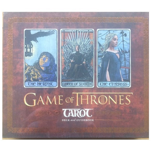 Game of Thrones Tarot Deck