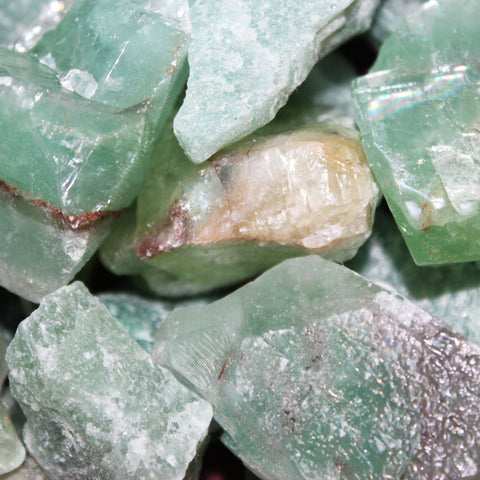 Calcite - Green (Raw)