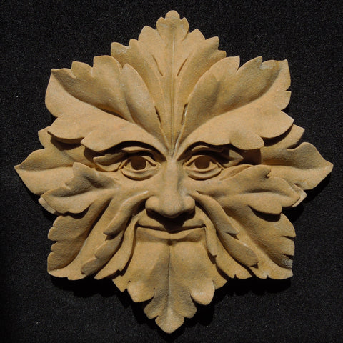 Green Man - Star