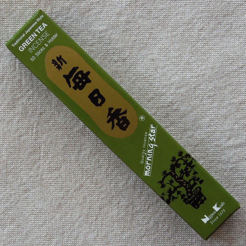 Green Tea Incense Sticks