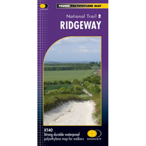 National Trail - Ridgeway Map