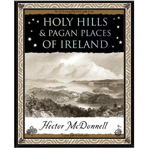 Holy Hills & Pagan Places of Ireland - Little Wooden Book