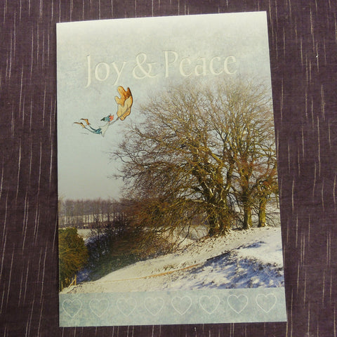 Joy and Peace gift card