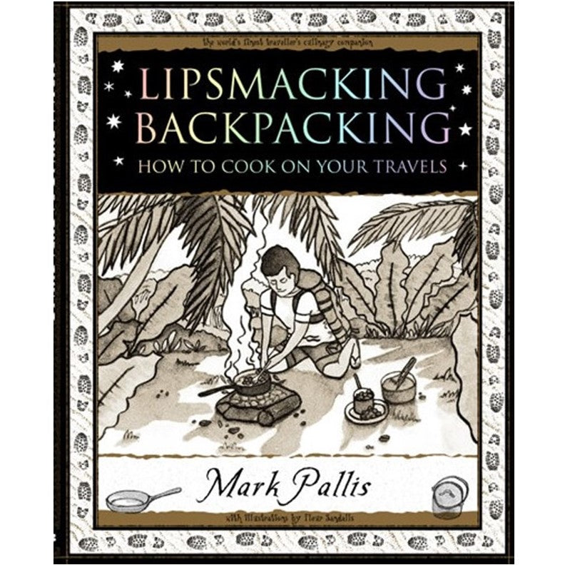 Lipsmacking Backpacking - Little Wooden Book