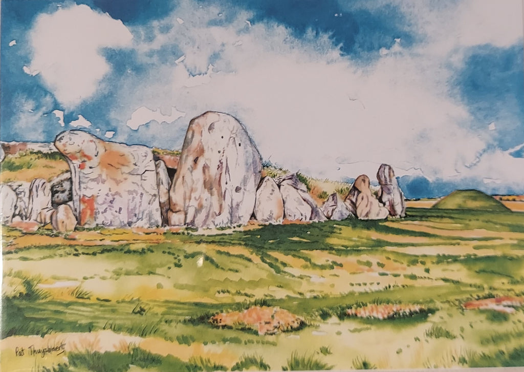 West Kennet Long Barrow - Gift Card