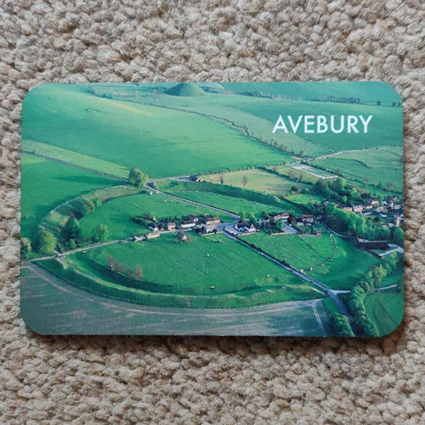 Avebury Fridge Magnet