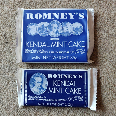 Kendal Mint Cake - White Sugar