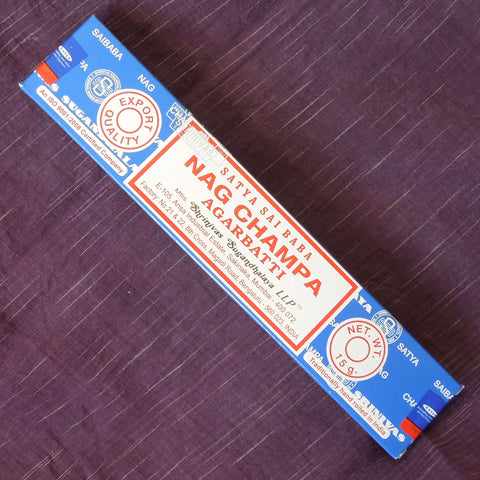 Nag Champa Incence Sticks