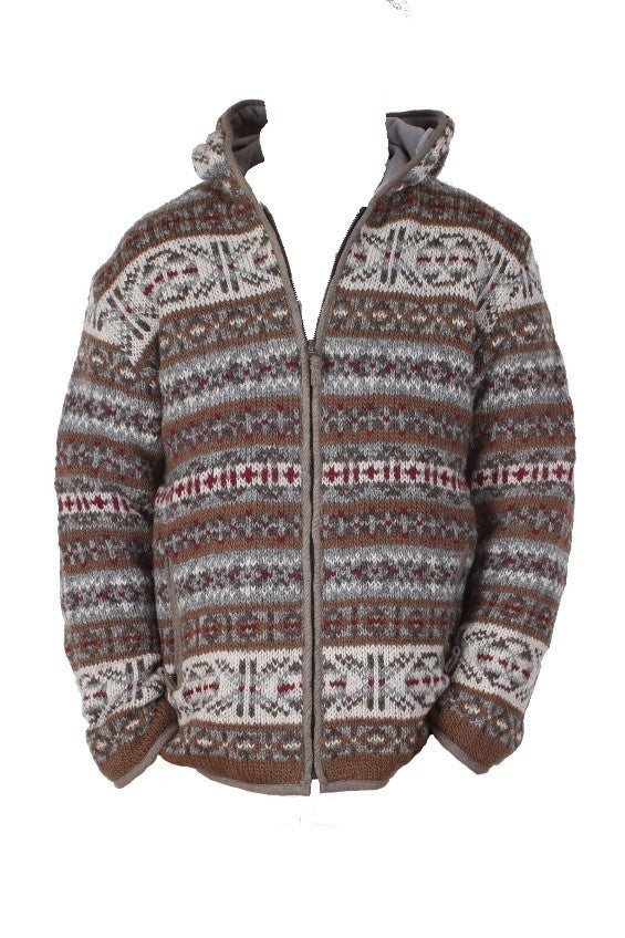 Stornoway Men's Hoody - Earth