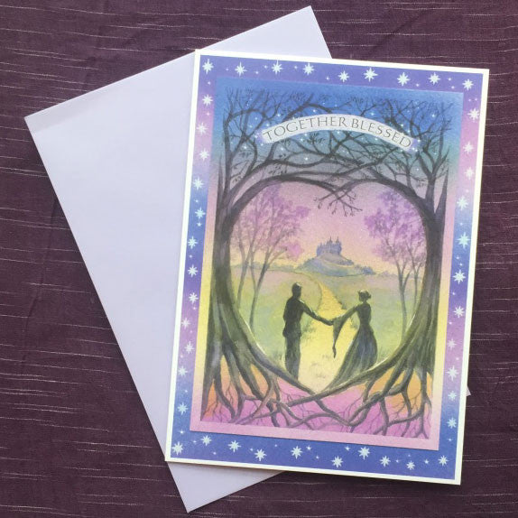 Together Blessed Card