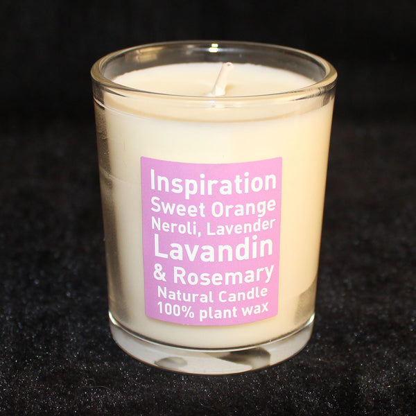 Votive Candle in Jar