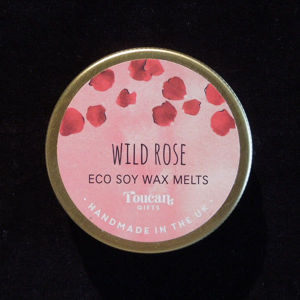 Soy Wax Melts - Wild Rose