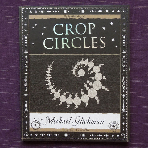 Crop Circles - Little Wooden Book