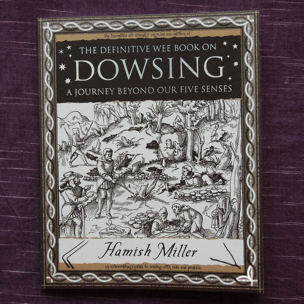 Dowsing - Little Wooden Book