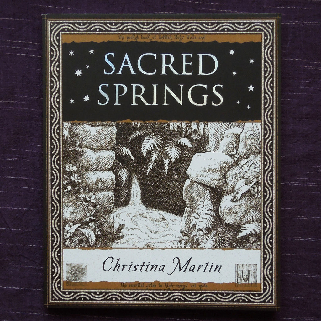 Sacred Springs - Little Wooden Book