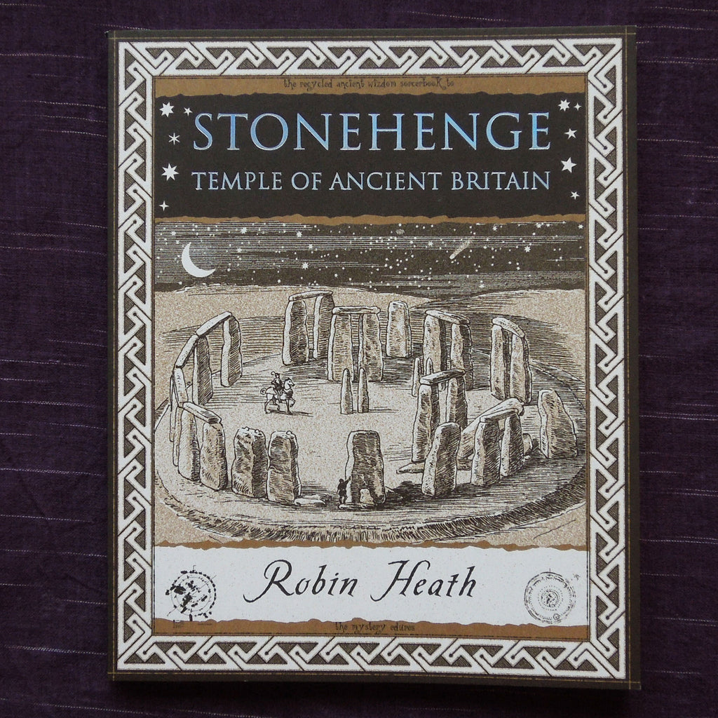 Stonehenge - Little Wooden Book