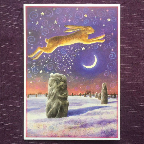 Wendy Andrew - Winter Solstice Magick