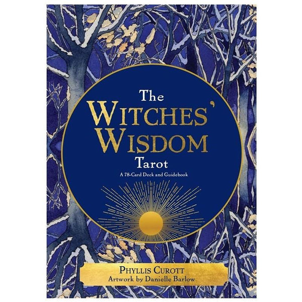 The Witches Wisdom Tarot