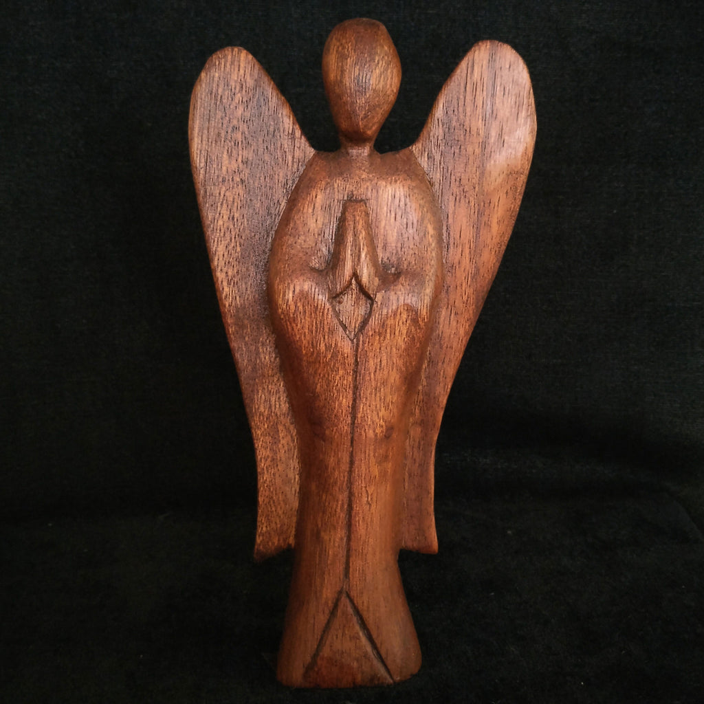 Standing Angel Figure