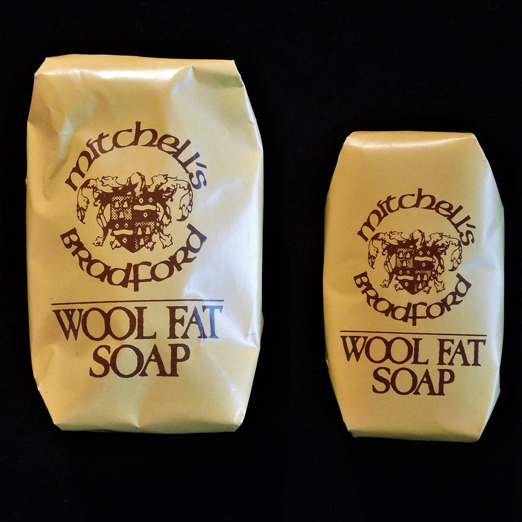 Wool Fat Soap - Small (75g)