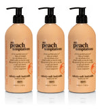 BRUBAKER 3-Pack Happiness Body Milk, Body Lotion, Skin Care - 3 x 17.6 oz - Made in GERMANY
