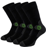4 Pairs of BRUBAKER Hiking Trekking Socks