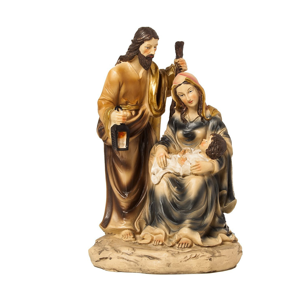 BRUBAKER Christmas Nativity Figurines Holy Family Joseph, Mary and Jesus