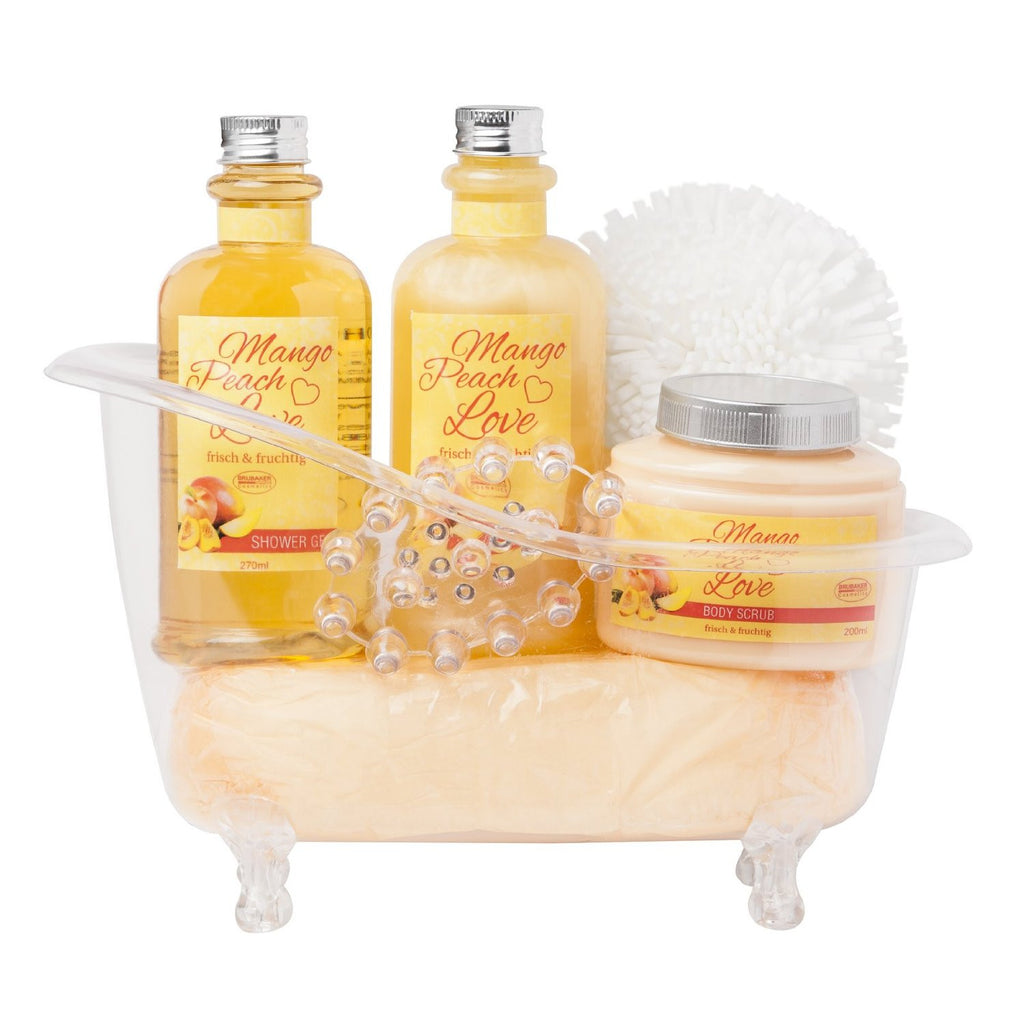 "BRUBAKER Cosmetics Beauty Gift Set ""Mango Peach Love"""