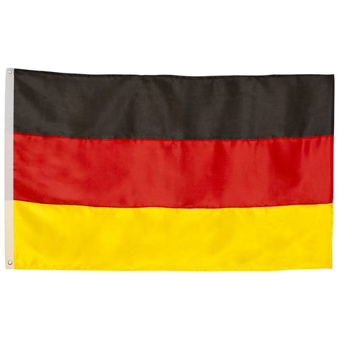 BRUBAKER German Flag - 3 Feet x 5 Feet - Nylon