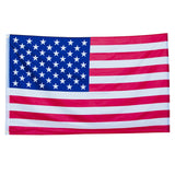 BRUBAKER American Flag - USA Flag - Stars and Stripes - Nylon - 3 Feet x 5 Feet