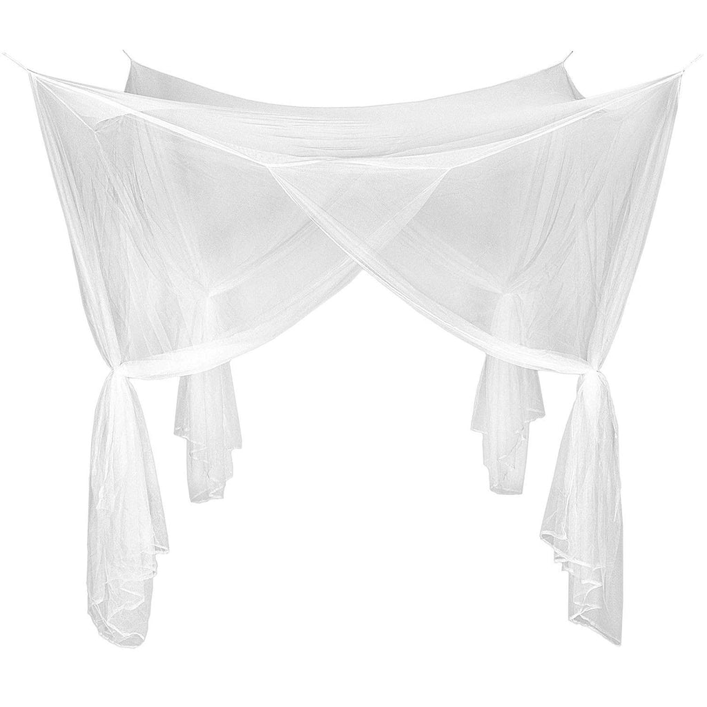 BRUBAKER Double Bed Canopy Mosquito Net