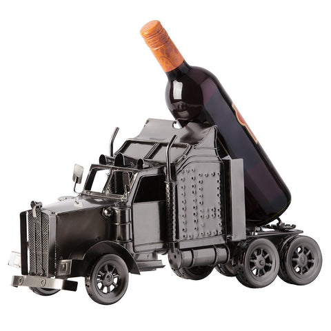 Brubaker Beer Bottle and Wine Bottle Holder Truck 6098