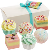 "BRUBAKER ""Sweets for my Sweet"" Bath Melts Gift Set - Vegan - Organic - Handmade"